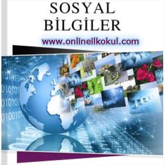 Sosyal Bilgiler Dersi Konuları