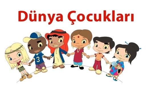Ekim ayının ilk Pazartesi günü Dünya Çocuk Günü