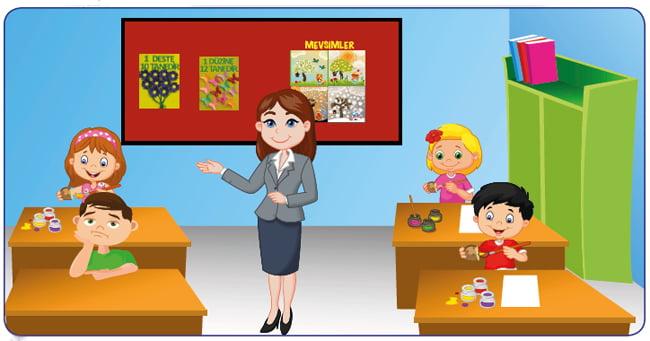Ders araç gereçlerinizi unuttuğunuzda sınıfta hangi sorunlarla karşılaşırsınız?