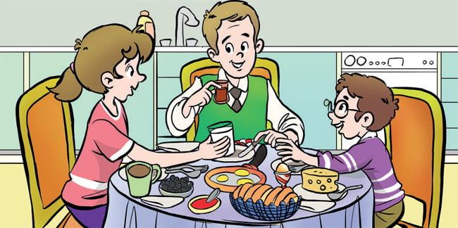 Aile içinde nezaket sözcüklerini kullanmanın önemi nedir?