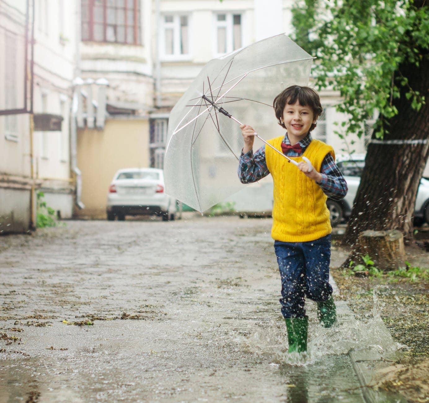 Yağmur sularını değerlendirebileceğimiz bir proje