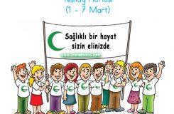1 – 7 Mart Yeşilay Haftası ile İlgili Güzel Sözler