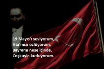 19 Mayıs'ı seviyorum şiiri