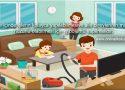 Ailede sorumluluk almanın, iş bölümü yapmanın ve dayanışmanın önemi