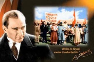 Atatürk'ün kadın haklarına verdiği önem