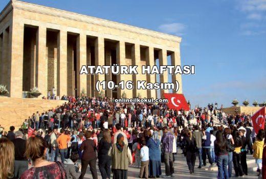Büyük önder Atatürk