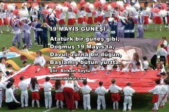 Atatürk bir güneş gibi
