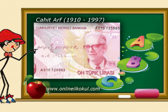 Cahit Arf (1910 – 1997)