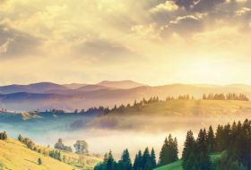 Dünya'mız, doğa, gökyüzü, uzay, mevsimler ve zaman ile ilgili şiirler