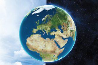 Dünya'nın yapısı nasıldır?