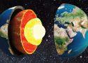 Dünya'mızın içinde hangi katmanlar vardır?
