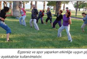 Günlük yaşamda yapılabilecek fiziksel aktiviteler nelerdir?
