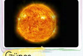 Eğer Güneş olmasaydı, Dünya'mız uzayda …