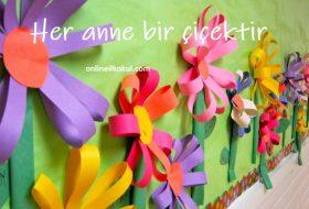 Anneler günü için en güzel kutlama sözleri ve mesajları