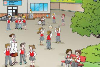 Okulda olmak size neler hissettiriyor?