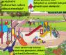 Oyun alanlarını ve oyun araç gereçlerini kullanırken nelere dikkat etmeliyiz?