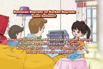 Ramazan Bayramı ve Kurban Bayramı nasıl kutlanır?