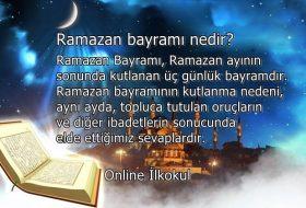 Ramazan bayramı nedir?
