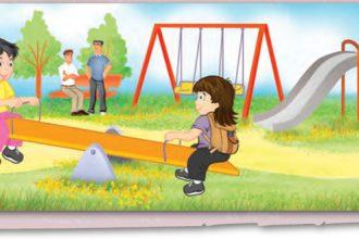 Parklardaki oyuncakları kullanırken hangi güvenlik kurallarına uymalıyız?