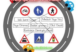 Trafik kurallarının gereklilikleri nelerdir?