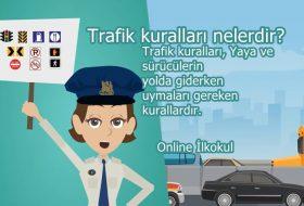 Trafikte karşıdan karşıya geçerken nelere dikkat etmeliyiz?