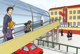 Trafikte güvenli yolların özellikleri nelerdir, neden güvenli yolları tercih etmeliyiz?