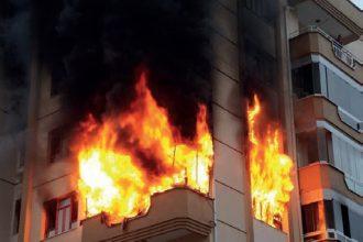 Yangında evde olsanız neler yapardınız?