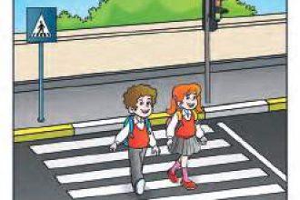 Okula geliş ve gidişlerinizde dikkat ettiğiniz kurallar nelerdir?