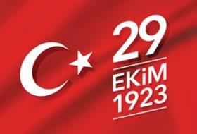 29 Ekim Cumhuriyet Bayramı konuşmaları