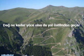 Dağlık arazilerde hangi üretim faaliyeti fazladır?
