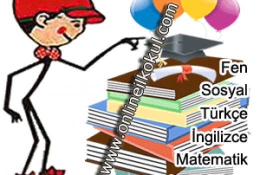 Hayat bilgisi dersi ile ilgili etkinlikler