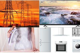 Çevremizde Elektrikle Çalışan Araçlar ve Kullanım Amaçları