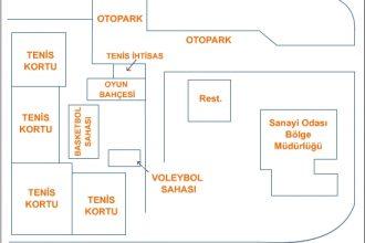 Harita Plan Kroki