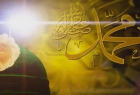 Alemlerin efendisi, gönlümüzün sultanı, insanlığın kurtarıcısı