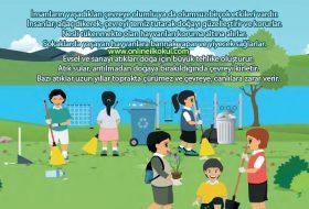 İnsanlar yaşadıkları çevreyi ve doğayı nasıl etkiler?