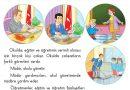 3. sınıf Hayat bilgisi dersi okulda hayat ile ilgili online test 1