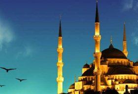 Ramazan Ayı akrostiş Şiiri
