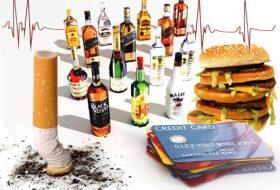 Sağlığa zararlı alışkanlıklar nelerdir?