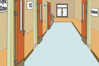 Okulun ilk günü, sınıfınızın yerini nasıl öğrendiniz?