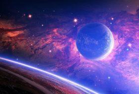Uzay Akrostiş Şiiri