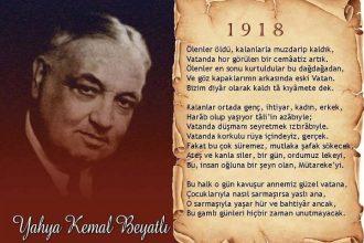 Yahya Kemal Beyatlı Kimdir?