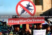 Yemenli çocuklar, Suud hanedanının savaş çığırtkanlığının kurbanı