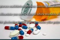 Uyuşturucu maddelerin azaltılması, kontrol altına alınması ve yok edilmesi
